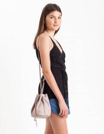 Alef Alef | אלף אלף - בגדי מעצבים | תיק מיני מיקה ניוד LadyBird