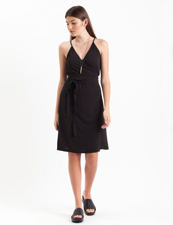 Alef Alef | אלף אלף - בגדי מעצבים | שמלת Anya שחור