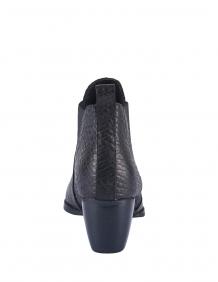 Alef Alef | אלף אלף - בגדי מעצבים | מגפי Bruno //  Sol Sana שחור טקסטורה