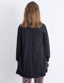 Alef Alef | אלף אלף - בגדי מעצבים | ז'קט Evie שחור