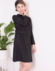 Alef Alef | אלף אלף - בגדי מעצבים | שמלת Charlie שחור
