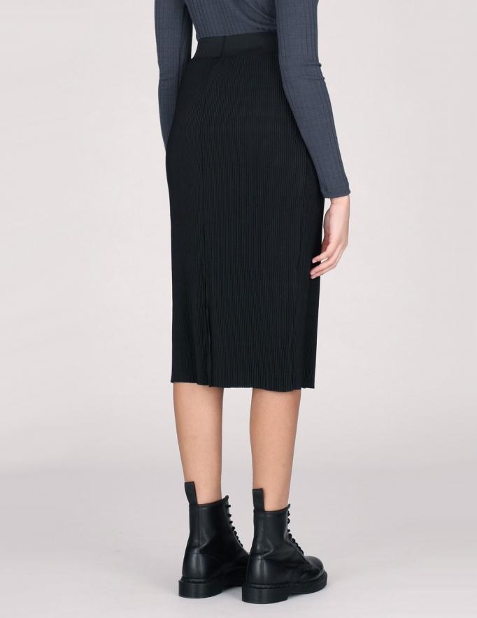 Alef Alef | אלף אלף - בגדי מעצבים | חצאית  Dr. Denim Admina