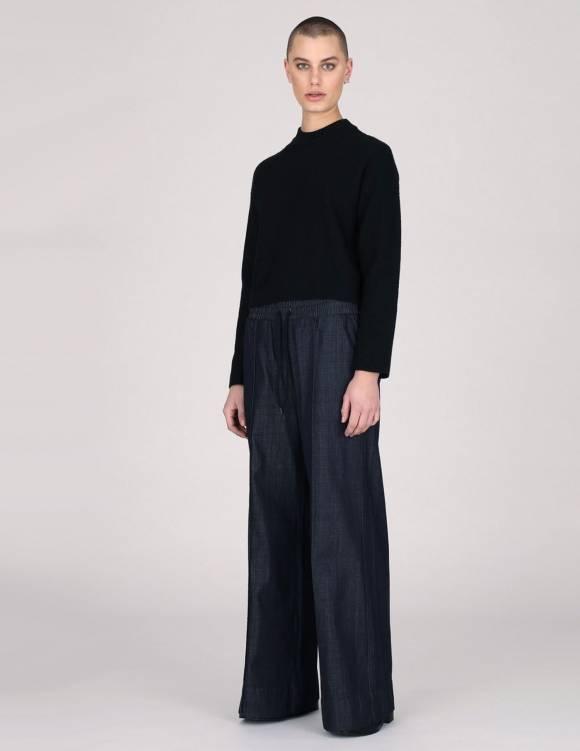 Alef Alef | אלף אלף - בגדי מעצבים | סוודר Dr. Denim Fia