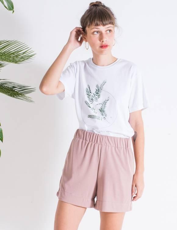 Alef Alef   אלף אלף - בגדי מעצבים   Sample   מכנסי Olive פודרה