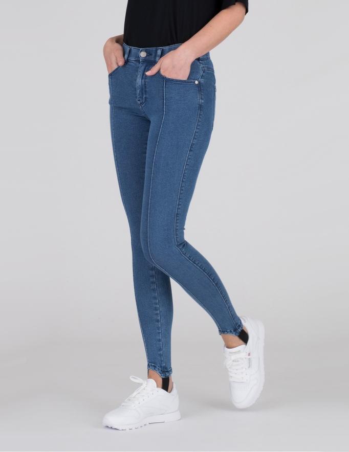 Alef Alef | אלף אלף - בגדי מעצבים | ג'ינס Dr. Denim Ski כחול
