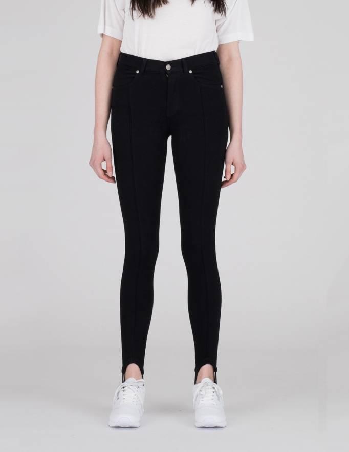Alef Alef | אלף אלף - בגדי מעצבים | ג'ינס Dr. Denim Ski שחור