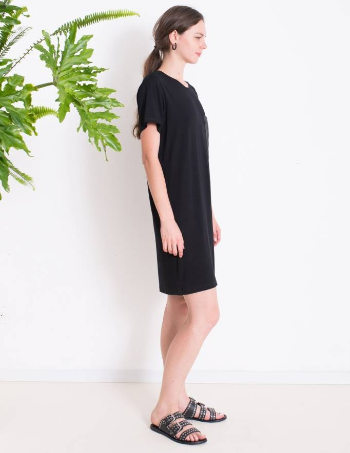 Alef Alef | אלף אלף - בגדי מעצבים | שמלת Lovebird שחור