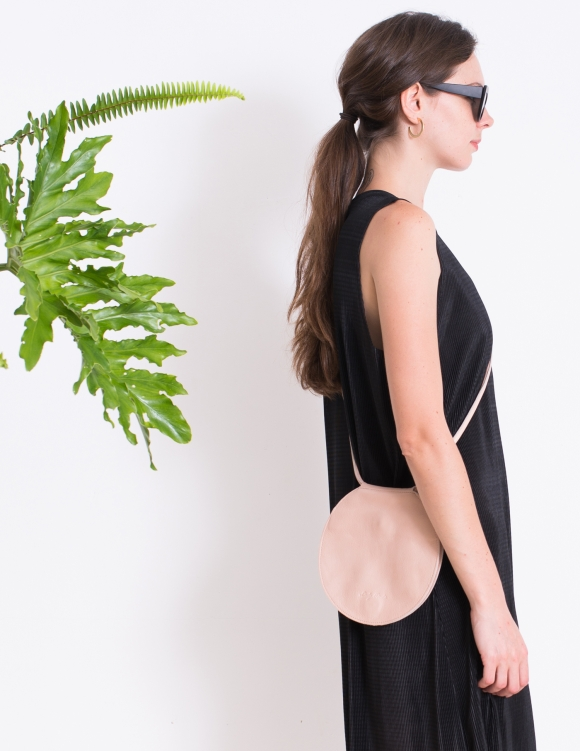 Alef Alef | אלף אלף - בגדי מעצבים | תיק Lady Bird גולי ניוד