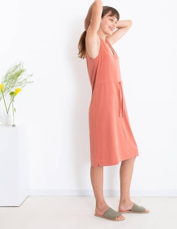 Alef Alef | אלף אלף - בגדי מעצבים | שמלת Bell חמרה