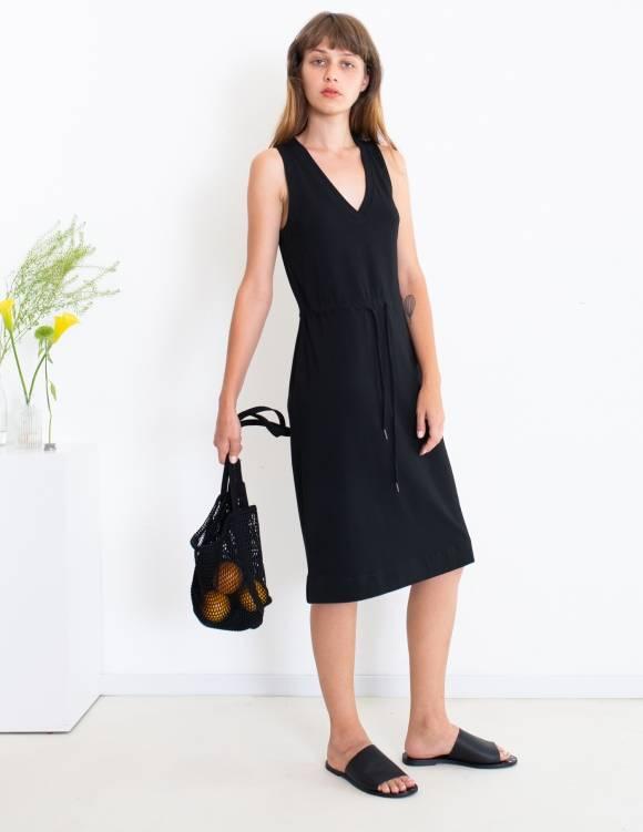 Alef Alef   אלף אלף - בגדי מעצבים   Sample   שמלת Bell שחור