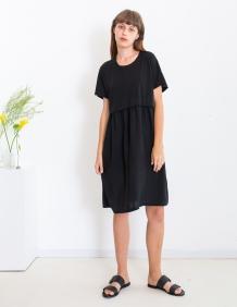 Alef Alef | אלף אלף - בגדי מעצבים | שמלת Veronica שחור