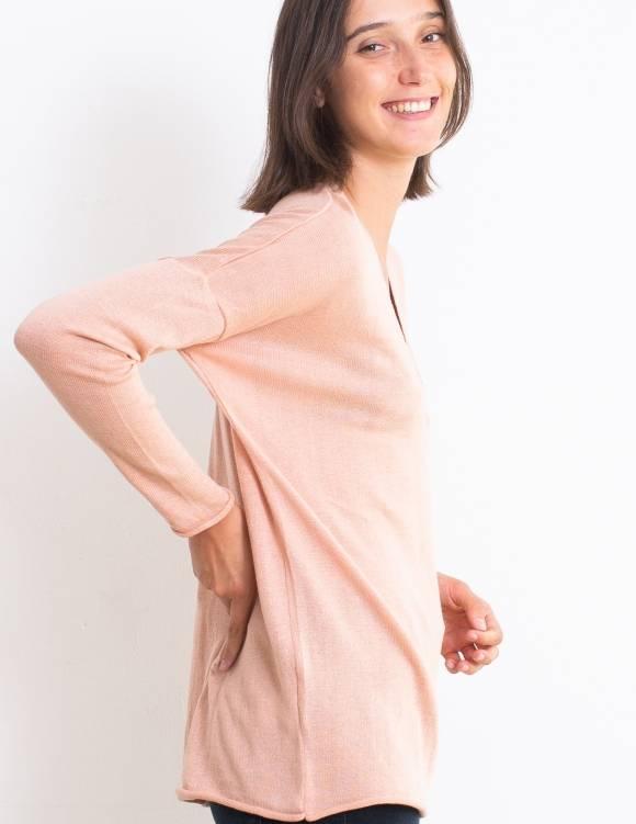 Alef Alef | אלף אלף - בגדי מעצבים | סוודר Dean פודרה