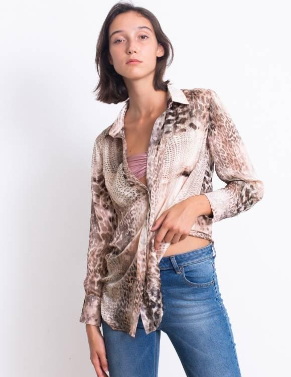 Alef Alef | אלף אלף - בגדי מעצבים | חולצת Margo חברבורות ורוד