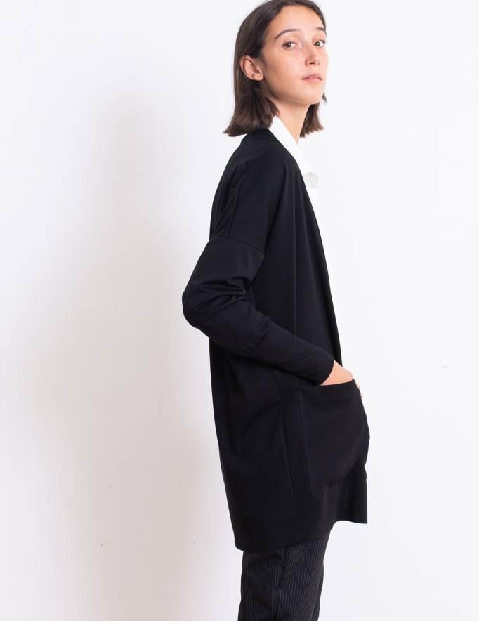 Alef Alef | אלף אלף - בגדי מעצבים | עליונית Kate שחור