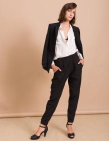 Alef Alef | אלף אלף - בגדי מעצבים | ג'קט Cher שחור