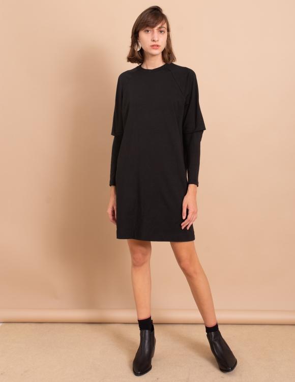 Alef Alef | אלף אלף - בגדי מעצבים | שמלת Jackie שחור