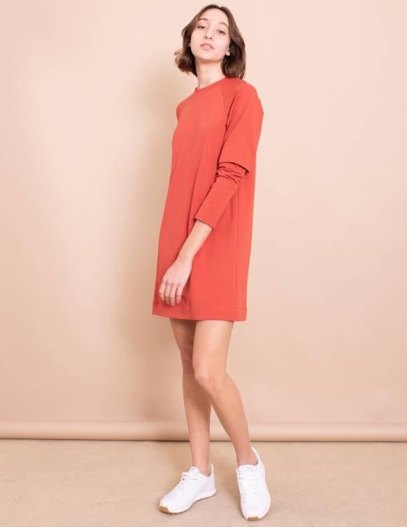 Alef Alef | אלף אלף - בגדי מעצבים | שמלת Jackie חמרה