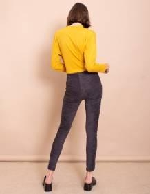 Alef Alef | אלף אלף - בגדי מעצבים | מכנסי Jackson אפור כהה