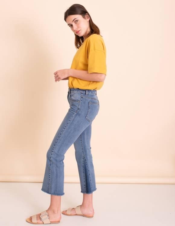 Alef Alef | אלף אלף - בגדי מעצבים | Dr Denim ג'ינס Genesis כחול