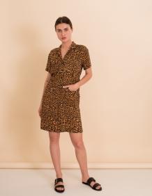 Alef Alef | אלף אלף - בגדי מעצבים | שמלת Wham! חברבורות חמרה