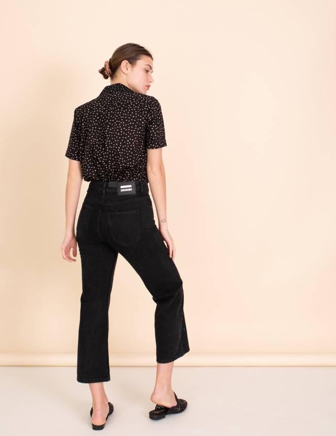 Alef Alef | אלף אלף - בגדי מעצבים | Dr Denim ג'ינס Cadell שחור
