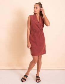 Alef Alef | אלף אלף - בגדי מעצבים | שמלת Millie חמרה