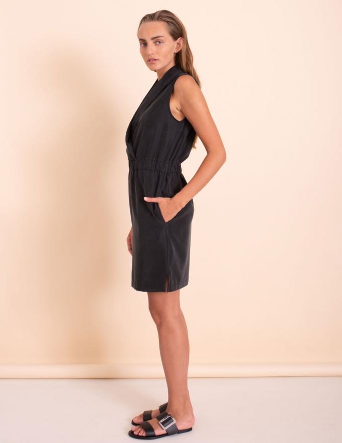 Alef Alef | אלף אלף - בגדי מעצבים | שמלת Millie שחור