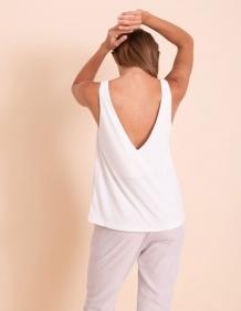 Alef Alef | אלף אלף - בגדי מעצבים | גופית Kurt לבן