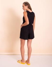 Alef Alef | אלף אלף - בגדי מעצבים | אוברול Air שחור