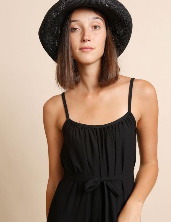 Alef Alef | אלף אלף - בגדי מעצבים | שמלת Rami שחור