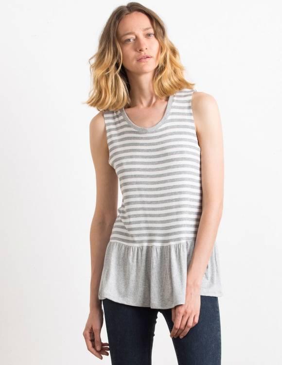 Alef Alef | אלף אלף - בגדי מעצבים | Sample#95 | גופיית ניס