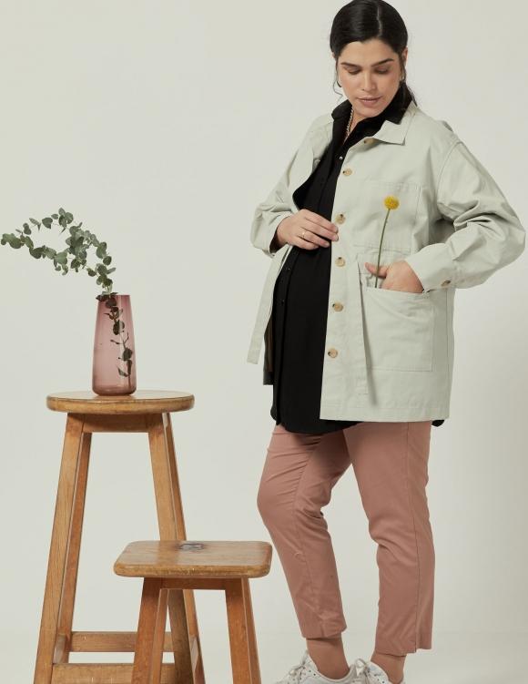 Alef Alef | אלף אלף - בגדי מעצבים | מכנסי Mor | פודרה