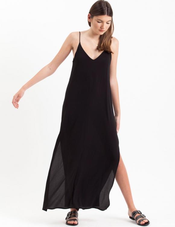 Alef Alef | אלף אלף - בגדי מעצבים | Sample#11 | שמלת Volo שחור