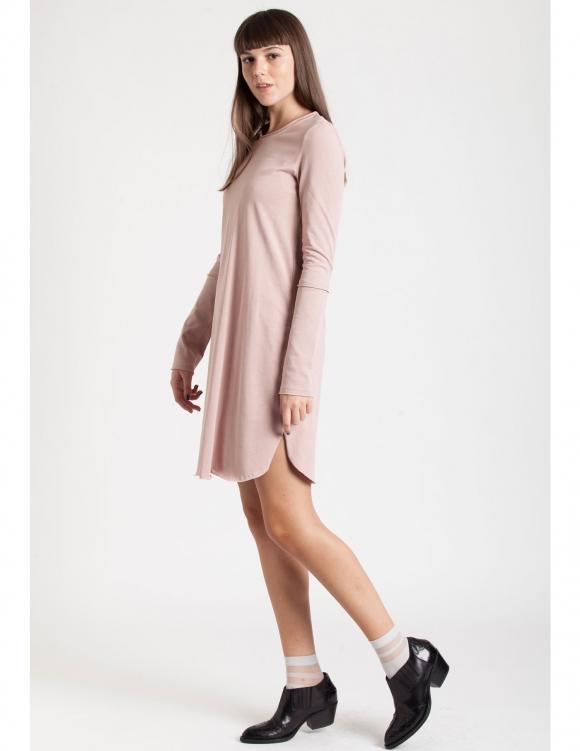 Alef Alef | אלף אלף - בגדי מעצבים | Sample#24 | שמלת Nude ניוד