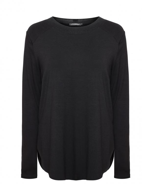 Alef Alef | אלף אלף - בגדי מעצבים | Sample#107 | חולצת סטד שחור