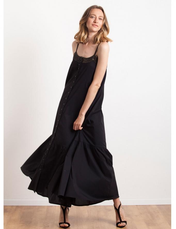 Alef Alef   אלף אלף - בגדי מעצבים   Sample#7   שמלת Cannes