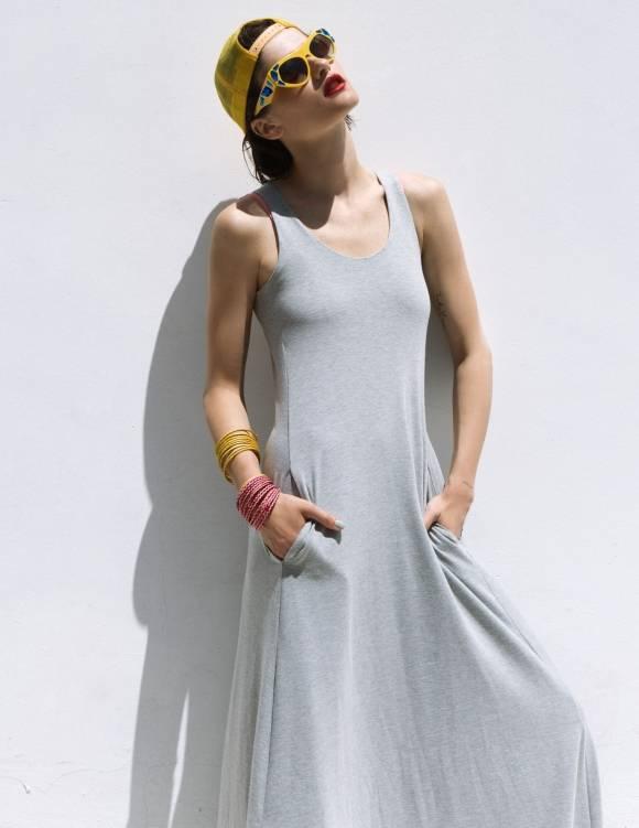 Alef Alef | אלף אלף - בגדי מעצבים | Sample#12 | שמלת מחוגה