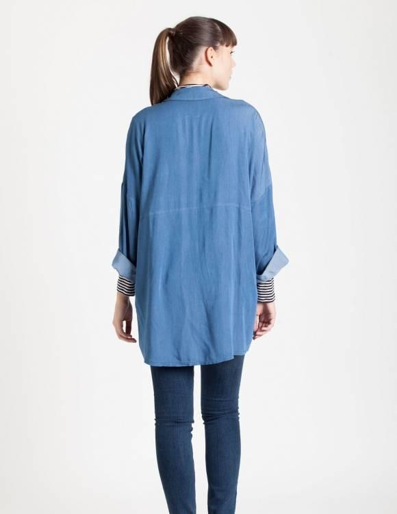 Alef Alef | אלף אלף - בגדי מעצבים | Sample  חולצת Noga