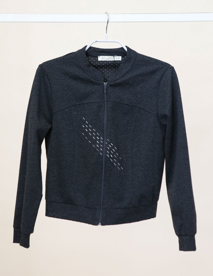 Alef Alef | אלף אלף - בגדי מעצבים | Sample | ג'קט ספורטיבי