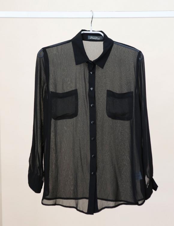 Alef Alef | אלף אלף - בגדי מעצבים | Sample | חולצה מכופתרת