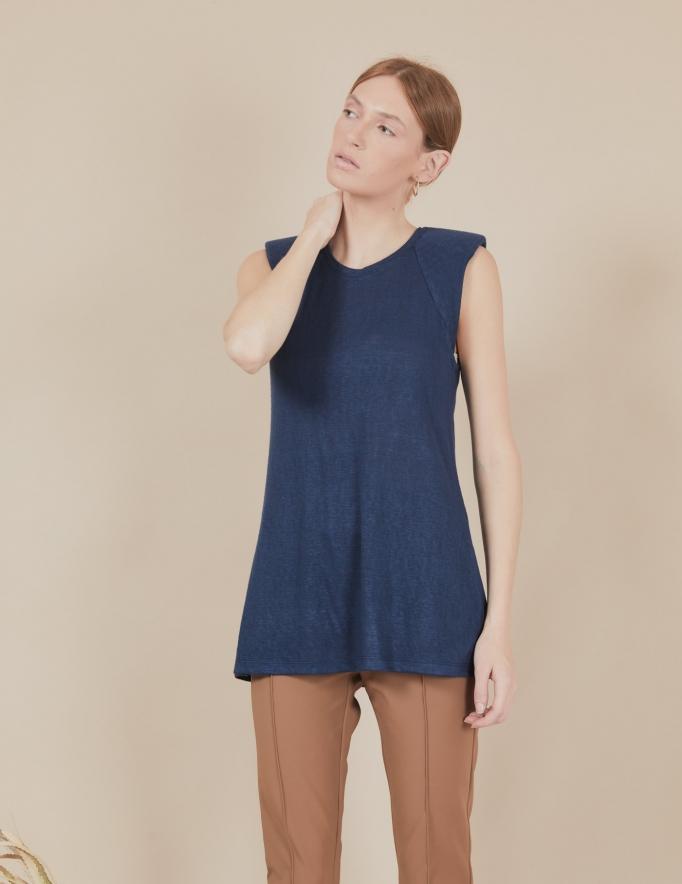 Alef Alef | אלף אלף - בגדי מעצבים | גופית Gal | נייבי