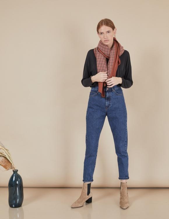Alef Alef | אלף אלף - בגדי מעצבים | Dr Denim ג'ינס Nora כחול