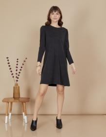 Alef Alef | אלף אלף - בגדי מעצבים | שמלת Josephine שחור