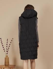 Alef Alef | אלף אלף - בגדי מעצבים | וסט Ann שחור