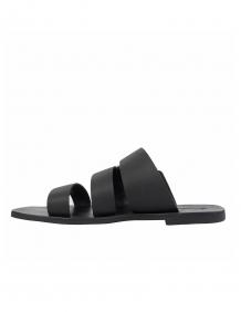 Alef Alef | אלף אלף - בגדי מעצבים | כפכפי Sol Sana // Foster II / שחור